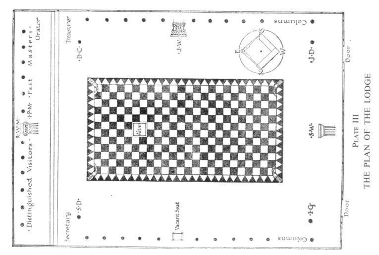 Theosophy Hidden Life In Freemasonry By C W Leadbeater